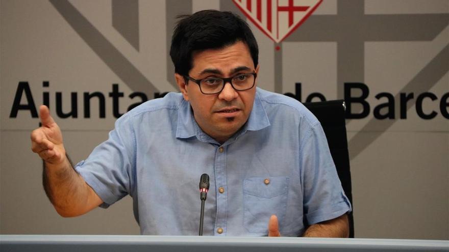 Pisarello (UP): En Canarias hay incumplimiento flagrante del deber de ayudar
