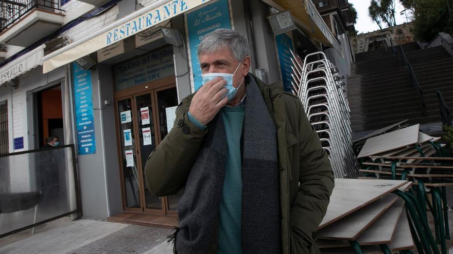 """Los hosteleros de Carreño, sin apenas clientes al estar rodeados de concejos confinados: """"Valdría más que nos cerraran para no pagar autónomos ni seguros sociales"""""""