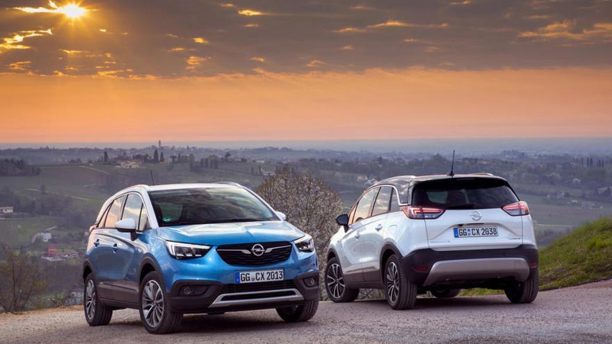 Opel torna a situar-se en la llista de favorits amb el triomf del Crossland X al juny
