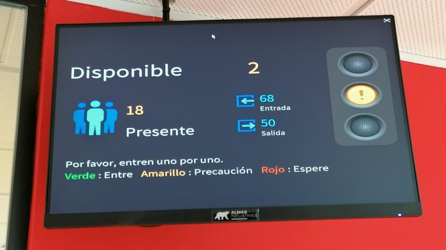 Empresas valencianas con soluciones innovadoras de control de aforos
