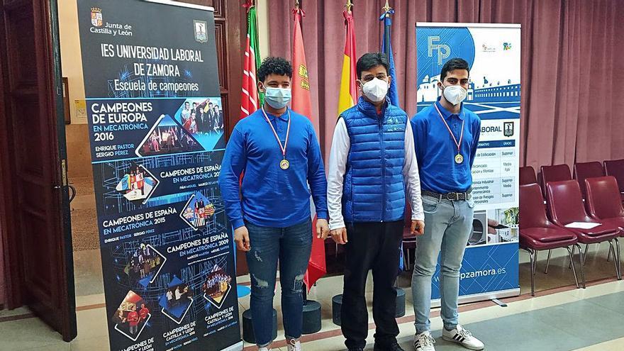 Premios Skills en Zamora: Destino nacional de oro