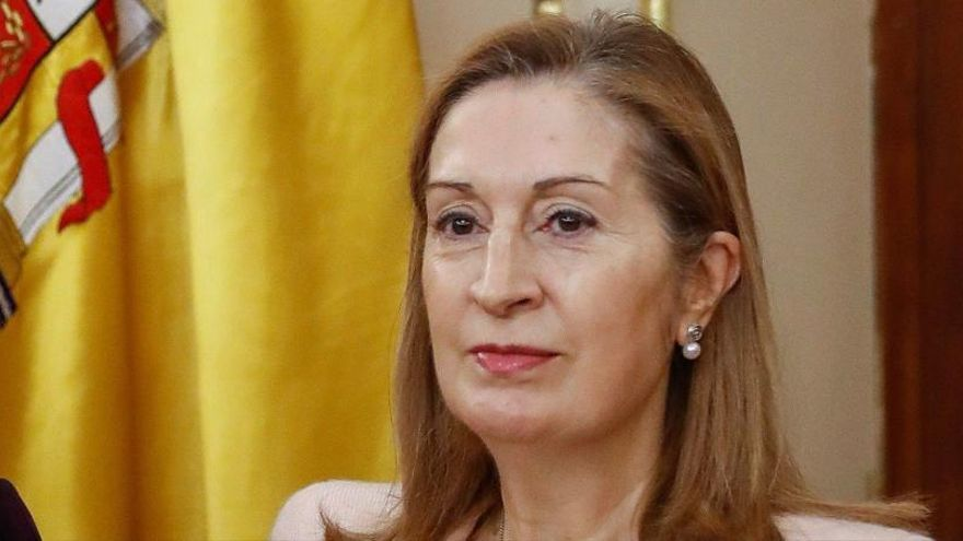 La exministra Ana Pastor, positivo en el virus