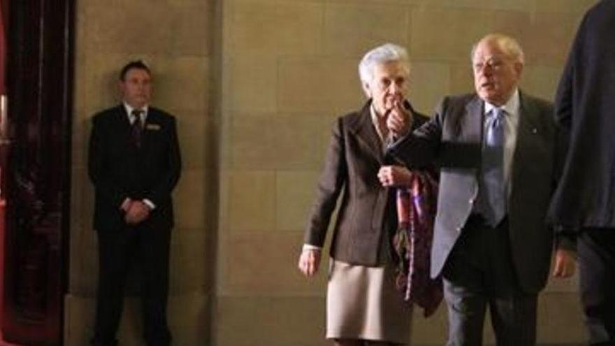 Marta Ferrusola alega demencia sobrevenida para pedir quedar fuera del 'caso Pujol'
