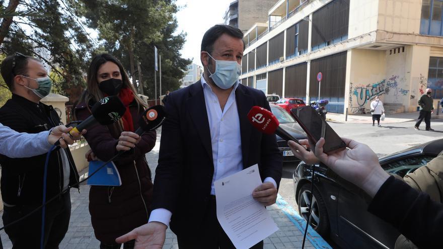 El PP amplía la denuncia ante Anticorrupción contra el ejecutivo de Elche