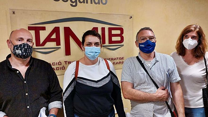Fracasa en el Tamib el intento de desconvocar la huelga de los trabajadores del ferrocarril