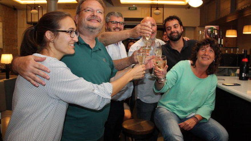 ERC guanya a totes les capitals gironines excepte al Ripollès i a la Selva