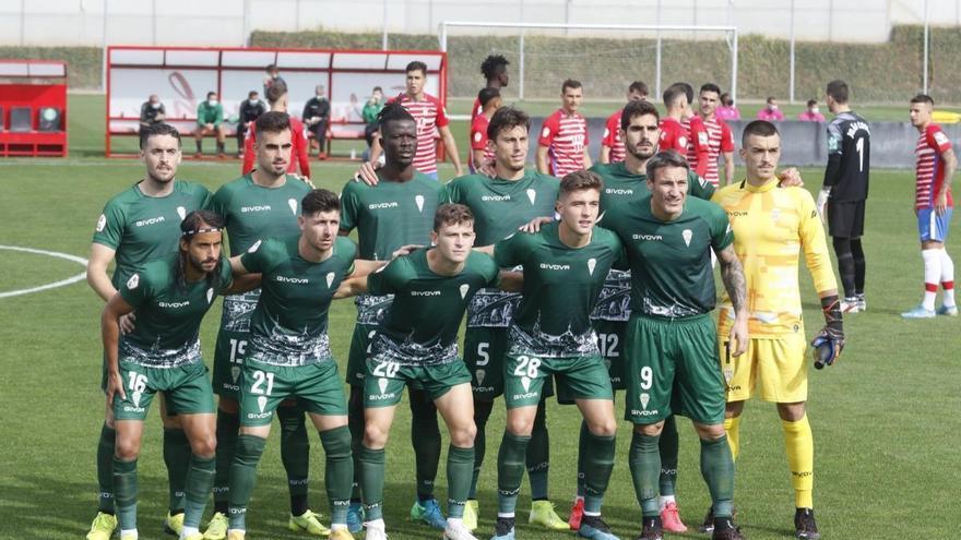 Las notas de los jugadores del Córdoba en su partido contra el Recreativo Granada