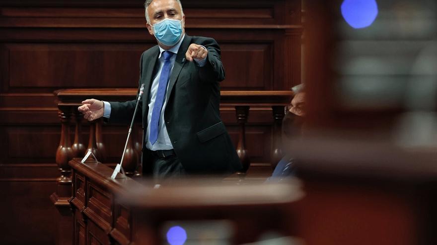 Montero no puede firmar y retrasa el convenio para las ayudas a las pymes