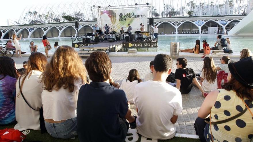 Estos son los conciertos de esta semana en València