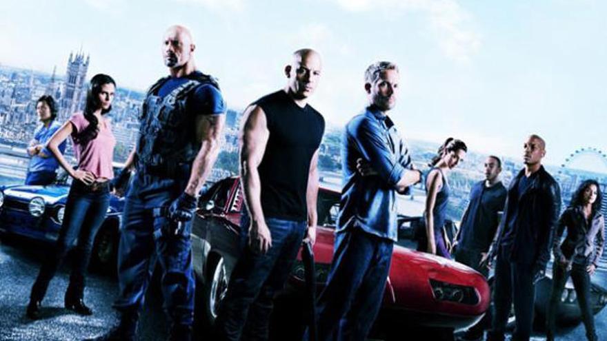 Universal retrasa el lanzamiento de 'Fast & Furious 9'