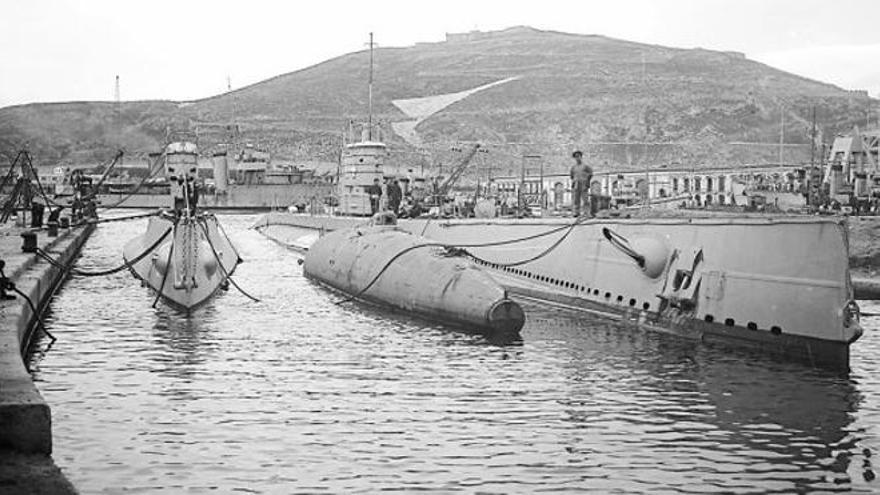 """Warum sank vor 75 Jahren die """"C-4"""" vor Mallorca?"""