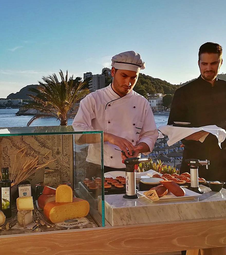 Wie Sie auf Spanisch nach einem Restaurant-Tipp auf Mallorca fragen