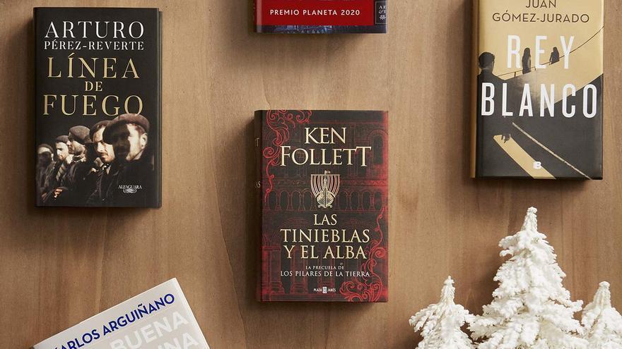 Nuestros libros recomendados para regalar esta Navidad