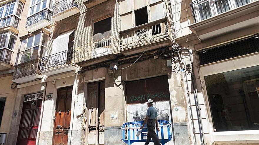 Notifican más de 400 edificios en mal estado en Cartagena en año y medio