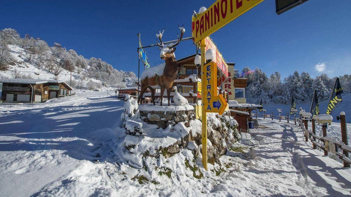 Primera trifulca en el Gobierno de Draghi por aplazar la apertura de las pistas de esquí