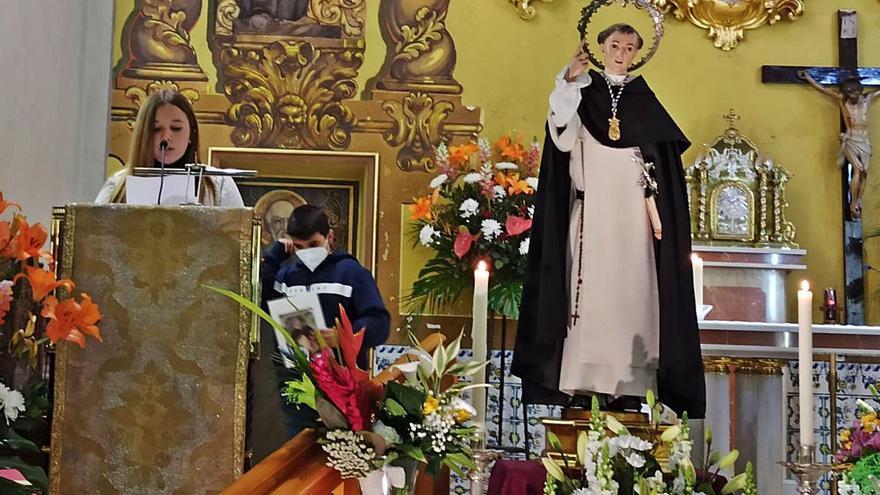 San Vicente Ferrer se refugia en las iglesias a falta de actos en la calle