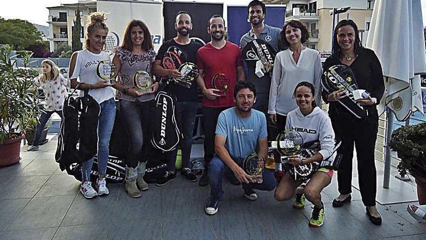 Palma Pádel acoge el Torneo Auto Vidal