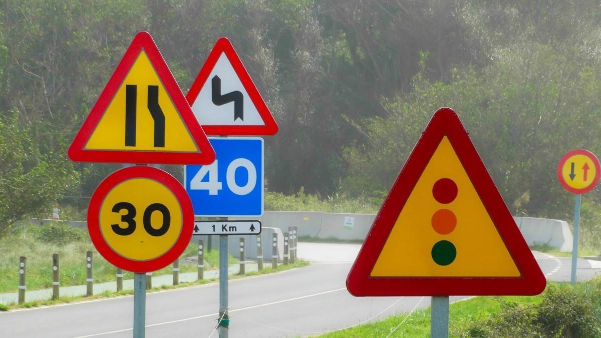 Estas son las señales de tráfico más difíciles para los conductores