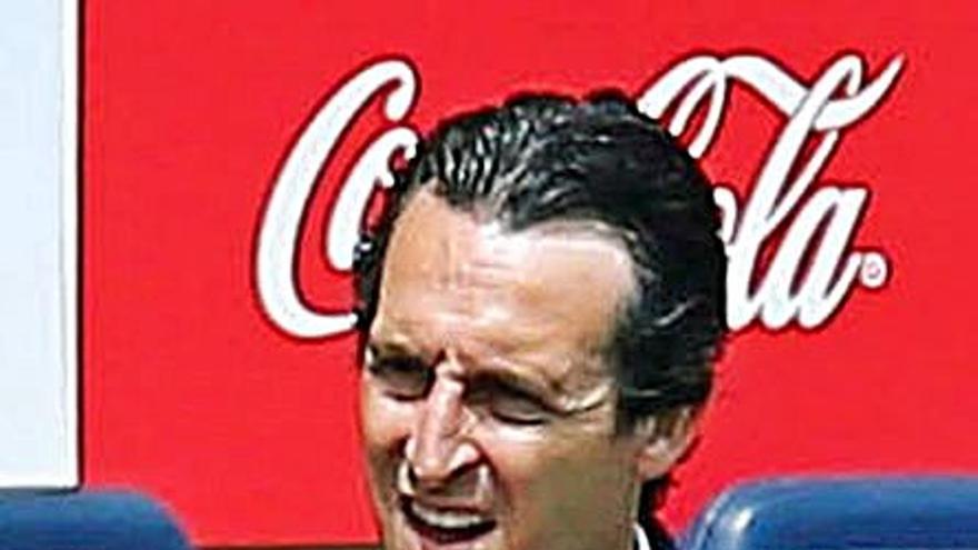 Emery prioriza el duelo ante el Madrid pese a la inminente final europea
