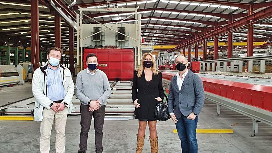 Extrugasa quiere invertir 15 millones en una fábrica en el nuevo polígono de A Ran