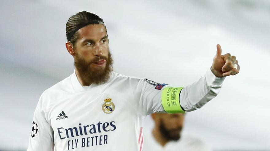 Sergio Ramos se despide del Real Madrid