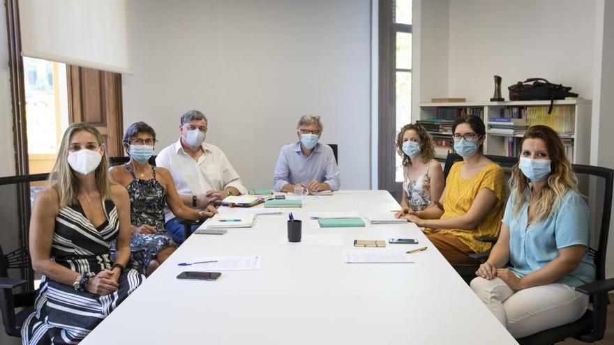 Constituida la nueva Junta de gobierno del Colegio Oficial de Veterinarios de Balears