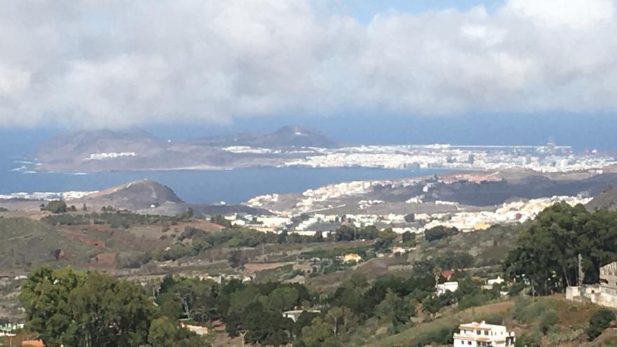 Las temperaturas podrían superar este jueves los 35 grados en Gran Canaria