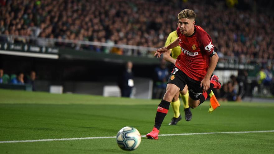 Alejandro Pozo alista al Mallorca en una Liga de fútbol virtual con el FIFA 20