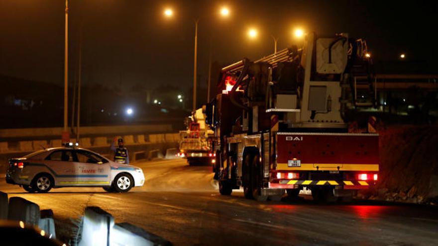 Una fuerte explosión en un depósito de armas sacude Jordania