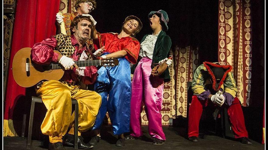 La Compañía de Teatro Clásico, seleccionada para el Certamen Ciudad de Benavente