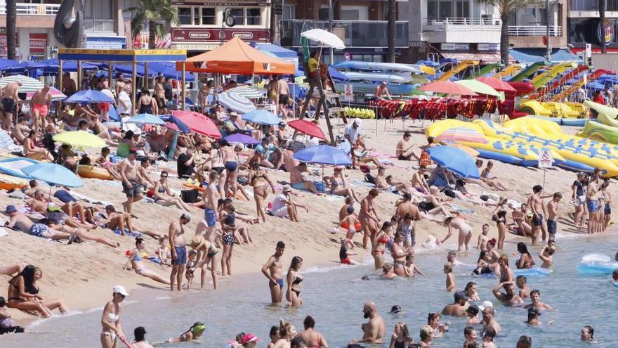 Preveuen pèrdues de 92 milions de euros i una caiguda del 60% de l'activitat turística
