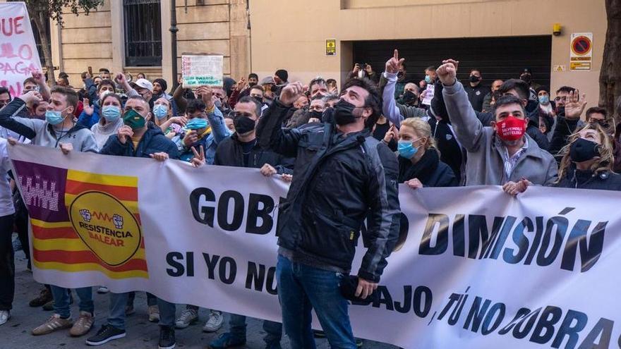 Corona-Demo in Palma darf jetzt doch stattfinden