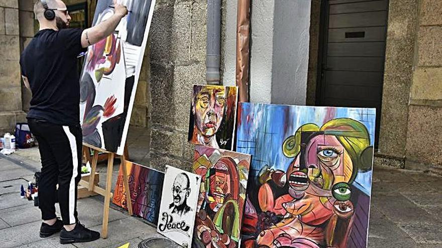 """O Festival de Cans volverá a acoller o concurso """"Pintar o Cine"""""""