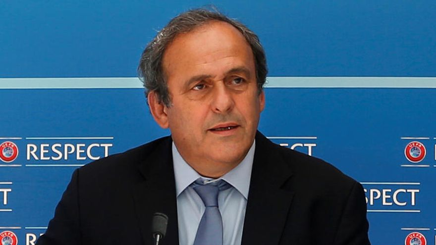 Michel Platini, detenido en Francia por la concesión a Catar del Mundial 2022