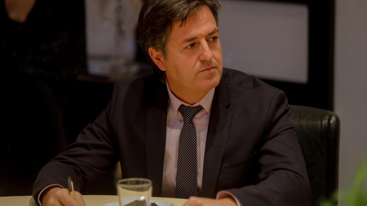 Alejandro Bermejo.
