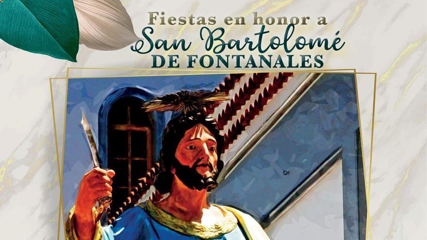 Fiestas en honor a San Bartolomé de Fontanales