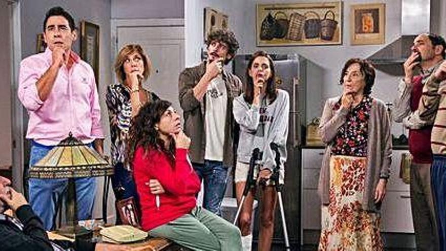 «La que se avecina» torna des d'aquesta nit a Telecinco
