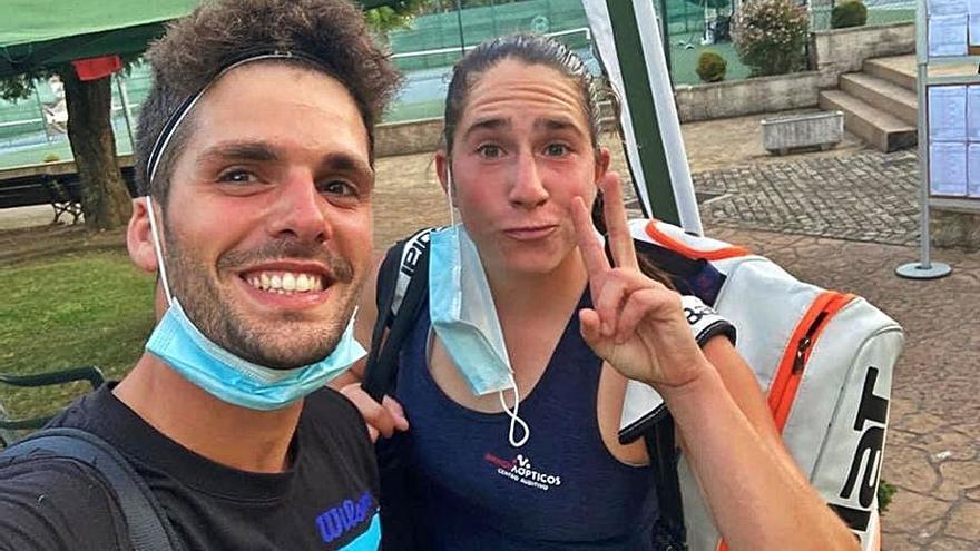 Sánchez y Cerviño se meten en la final