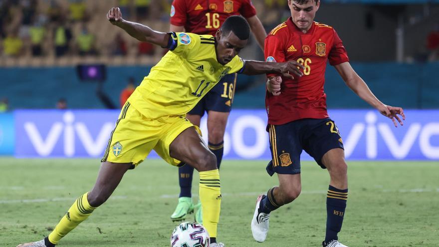 Pedri, el español más joven en debutar en un gran torneo