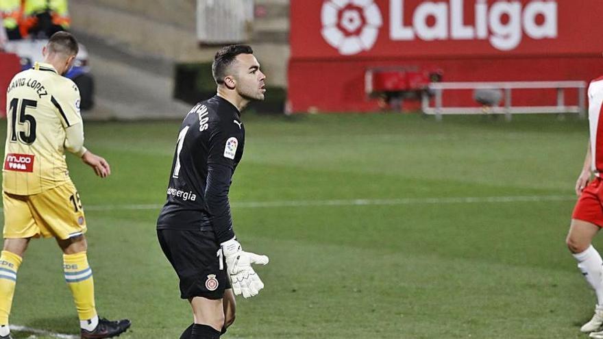 La defensa del Girona va camí de superar el seu propi sostre a l'LFP