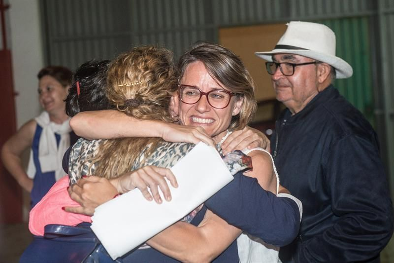 Eva de Anta (PSOE, Arrecife)