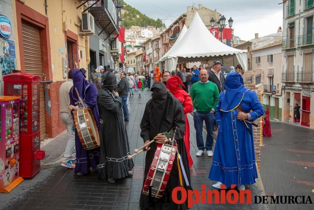 Tamborada en Moratalla