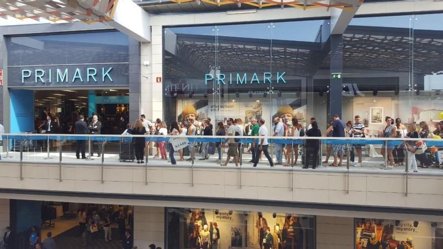 Fan Mallorca Shopping, una apertura de locura