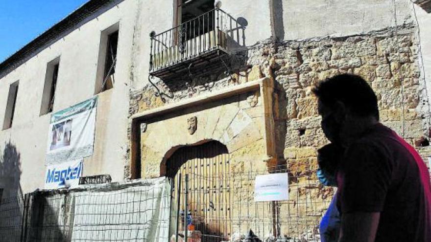 La casa donde no vivieron los Guzmán