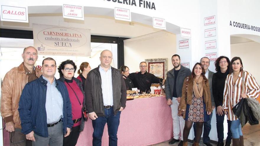 Éxito de la degustación gastronómica de la Fira de Fires de Ondara