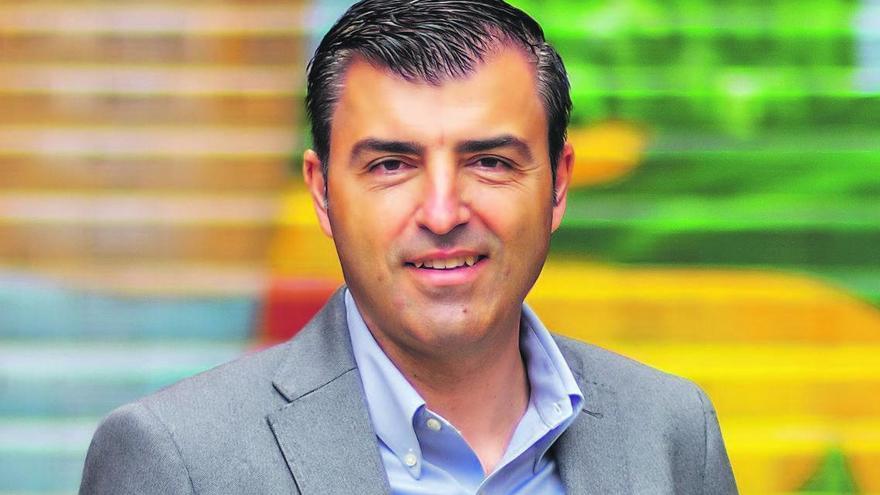 """Manuel Domínguez: """"Desde un primer momento fomentamos el consumo local"""""""