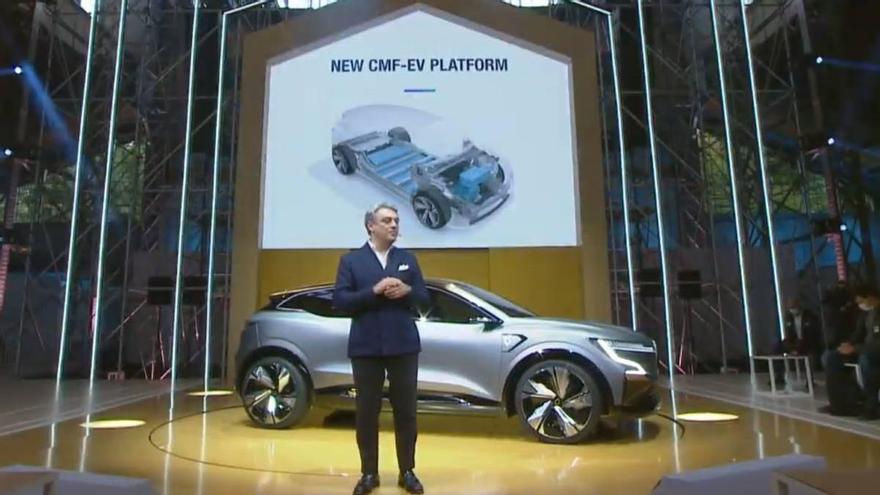 """Luca de Meo: """"España es clave en la estrategia industrial de Renault"""""""