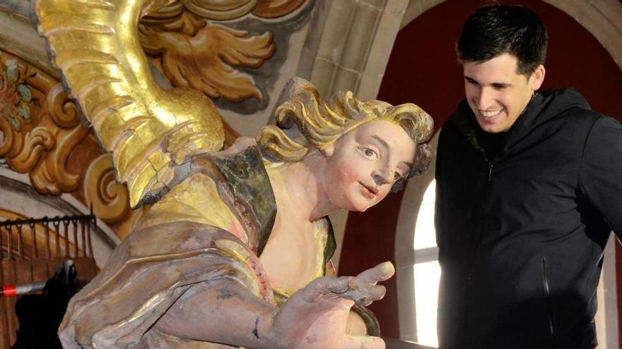 El Bisbat nomena Carles Freixes director del Museu Diocesà i Comarcal de Solsona