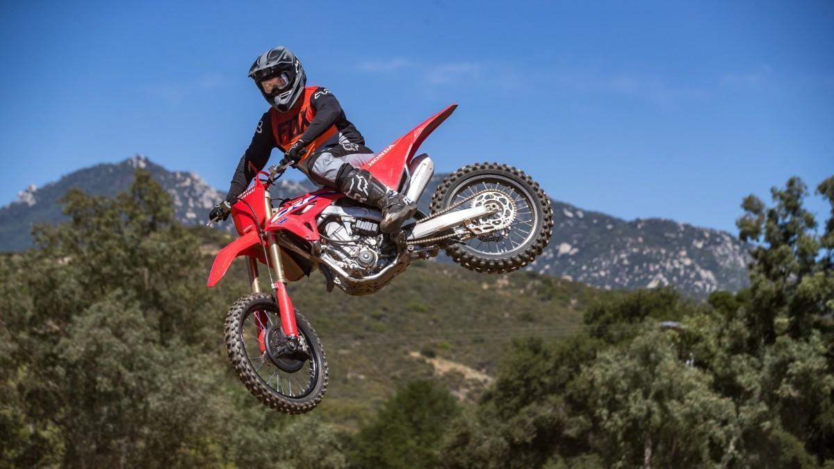 Estas son las novedades de Honda Motos para 2021