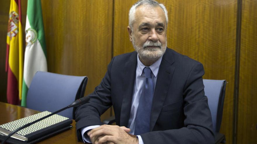 Griñán, la caída del expresidente ingobernable